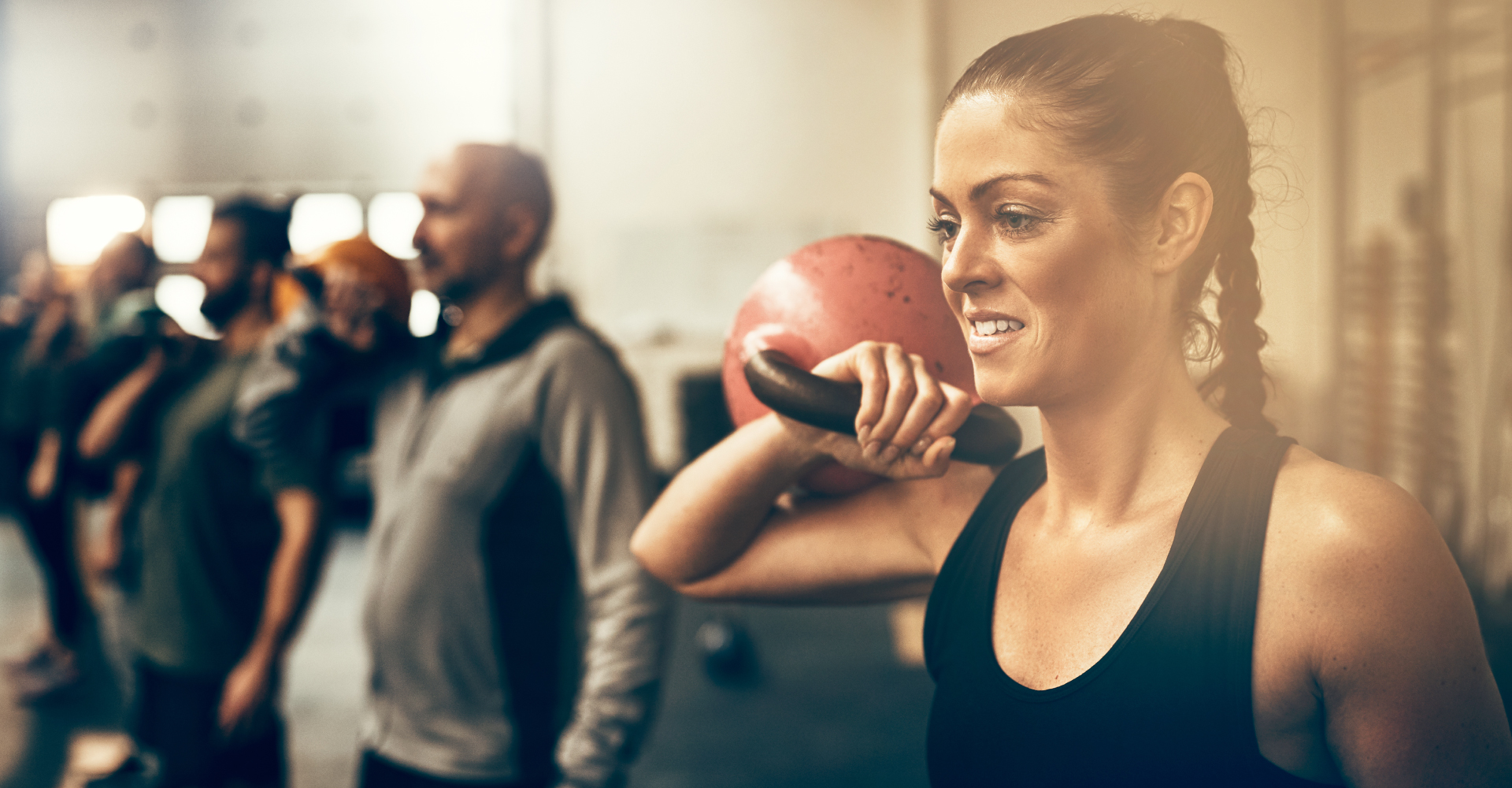 Health and Fitness Header