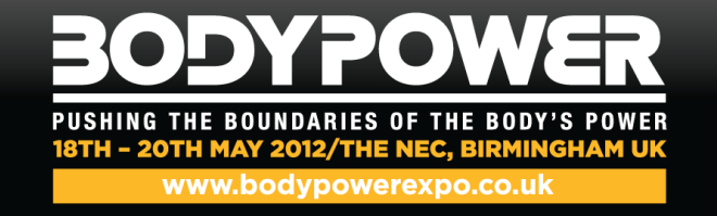 BodyPower Expo Banner