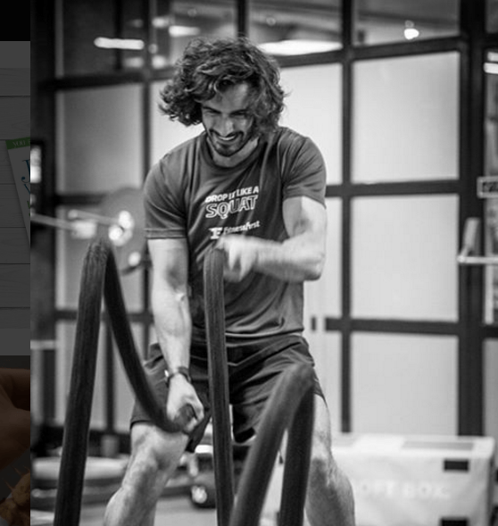 Joe Wicks Fitness