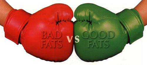 Bad Fats and Good Fats
