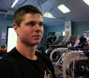 Ben Gloss Personal Training Student
