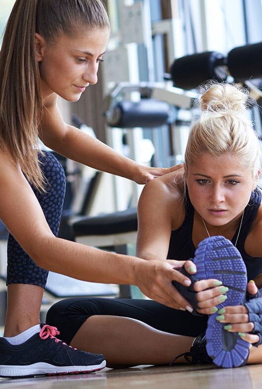 Health Fitness Courses Uk Become A Qualified Fitness Instructor