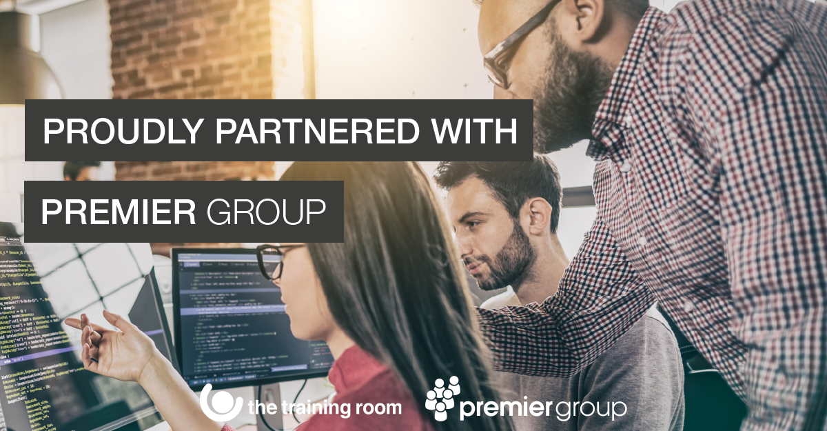 The Training Room Partner with Premier Group