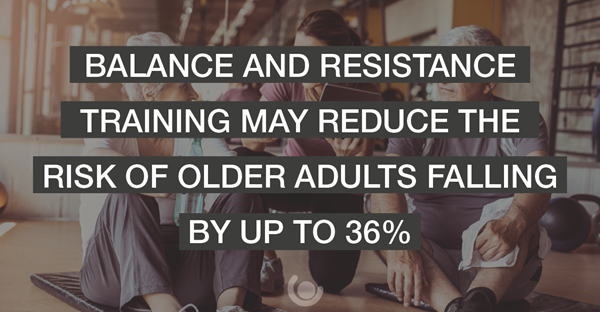 The benefits of strength training for older adults fact
