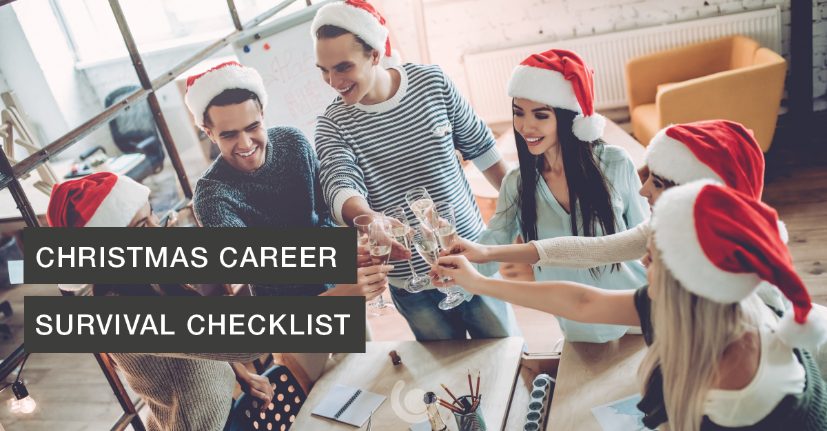Christmas-Career-Survival-Checklist