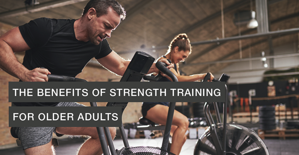 The benefits of strength training for older adults