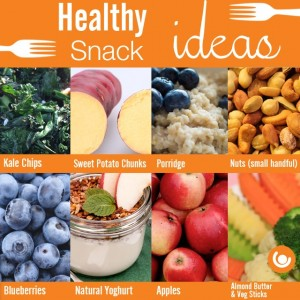 Healthy-snacking