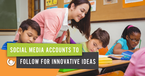 Social Media Accounts to Follow for Innovative Ideas