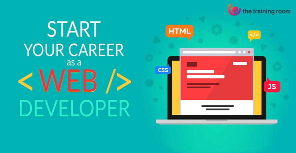Start Your Career As A Web Developer