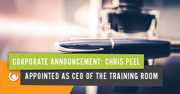 Corporate announcement: Chris peel