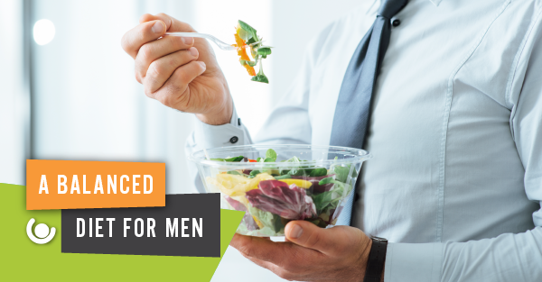 Balanced Diet for Men