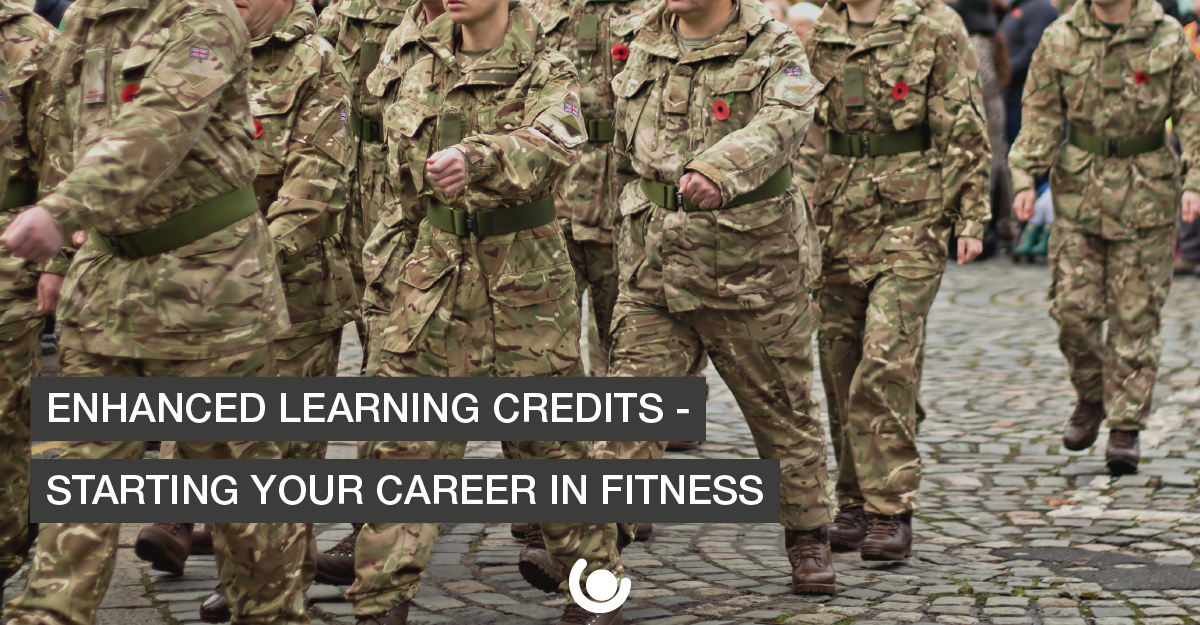 Enhanced Learning Credits Starting Your Career in Fitness