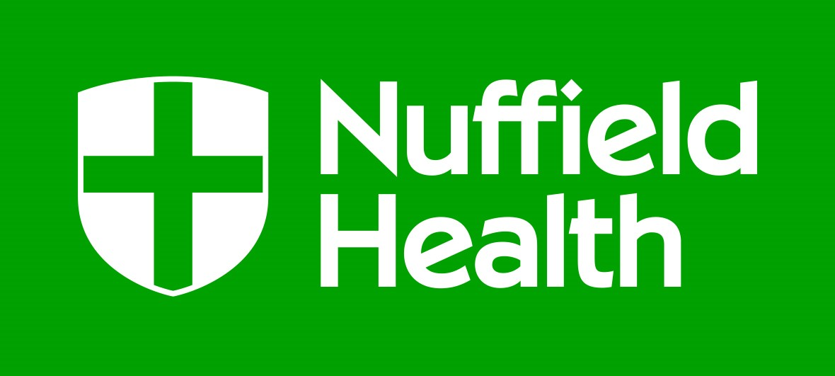 Nuffield Health Logo.