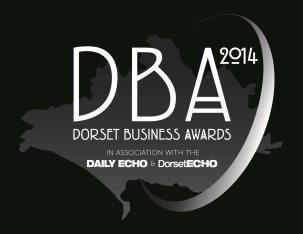 Dorset Business Awards 2014 logo