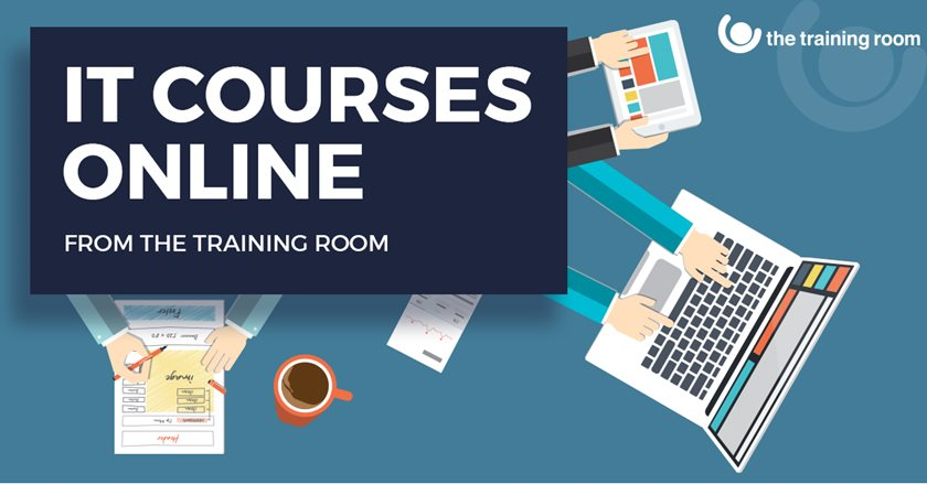 5c9ea9ef8f3c91 IT Courses Online From The Training Room.
